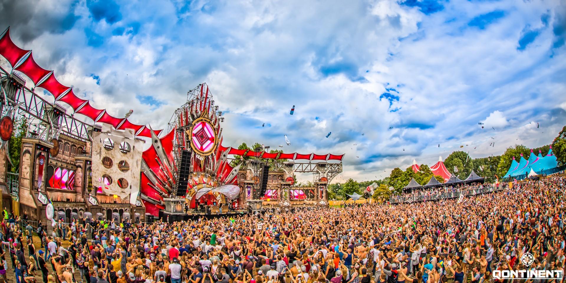 werken op festivals - the qontinent